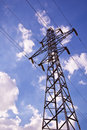 Electricity Pylon Royalty Free Stock Photo