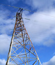 Electricity Tower Royalty Free Stock Photos