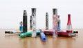 Electronic cigarettes Stock Photography
