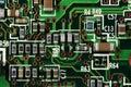 Electronic Circuits Stock Photos