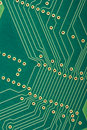 Electronic circut board Royalty Free Stock Images