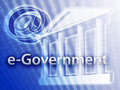 Electronic Government Royalty Free Stock Images