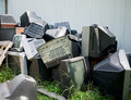 Electronic Waste Stock Image