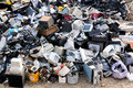 Electronic waste Royalty Free Stock Photo