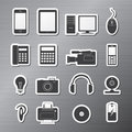 Electronics Royalty Free Stock Photo
