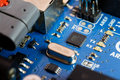 Electronics Board Royalty Free Stock Photo