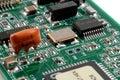 Elektronika desky