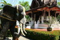 Elefant Statue With Oriental A...