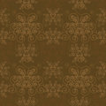 Elegant abstract sepia background seamlessly repeatable Royalty Free Stock Images