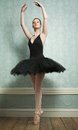 image photo : Elegant Ballerina
