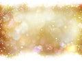 Elegant Christmas background. EPS 10 Royalty Free Stock Photo