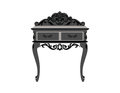 Elegant commode able with drawers
