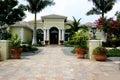 Elegant Estate Home Royalty Free Stock Photo