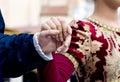 Elegant hands Стоковое Фото