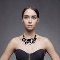 Elegant lady Royalty Free Stock Photo