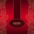 Elegant Menu Stock Images