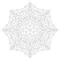 Elegant Ornament in the Style of Barogue