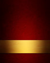 Elegant red and gold Christmas background Royalty Free Stock Photos