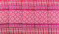 Elegant sarong pattern in thailand of thai textile from Stock Images