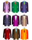 Elegant  suit Royalty Free Stock Image