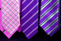 Elegant ties Stock Photos