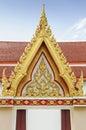 Element Of Thai Art In The Tem...