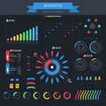 Elemento de infographic Fotos de Stock Royalty Free