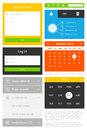 Elements of infographics — stock vector Stock Image