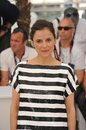 Elena anaya photocall her new movie skin i live which competition th festival de cannes may cannes france picture paul smith Royalty Free Stock Image