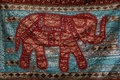 Elephant balnket Royalty Free Stock Photos