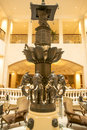 Elephant-fountain Hotel Adlon, Berlin