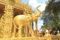 Elephant statues Royalty Free Stock Photos