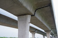 Elevated road Royalty Free Stock Photo