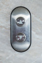 Elevator Button up and down direction Royalty Free Stock Photo