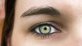 Elf eye Royalty Free Stock Image