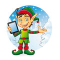 Elf Gadget Royalty Free Stock Photo