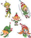 Elf Galore Royalty Free Stock Image