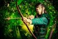 Elf warrior Royalty Free Stock Photo