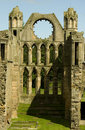 Elgin Cathedral, Scotland Stock Photo