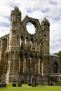 Elgin Cathedral, Scotland Stock Photography