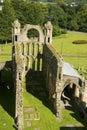 Elgin Cathedral, Scotland Stock Photo