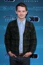 Elijah Wood à Disney XD   Photographie stock libre de droits