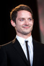 Elijah wood december st tokyo japan appears at the japan premiere for the hobbit an unexpected journey by peter jackson in the Royalty Free Stock Photos