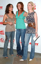 Eliza Dushku,January Jones,Shannon Elizabeth Royalty Free Stock Image