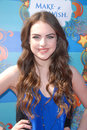 Elizabeth gillies at the make a wish foundation s day of fun hosted by kevin steffiana james santa monica pier santa monica ca Royalty Free Stock Images