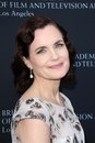 Elizabeth mcgovern at the th annual bafta los angeles tv tea party l ermitage beverly hills ca Royalty Free Stock Photos