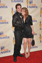 Elizabeth Reaser, Peter Facinelli Stock Photo