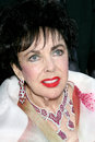 Elizabeth taylor the products los angeles nov arriving at product launch party for house of and lines of jewelry at geary Stock Images