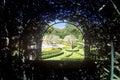 The Elizabethan Gardens, Roano...
