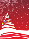 Ellegant christmas background.More in my portfolio Stock Image
